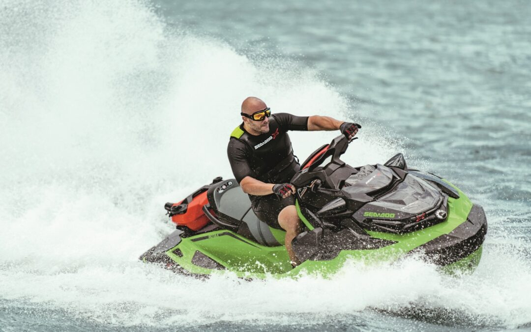 How To Avoid Getting Wet On A Jet Ski