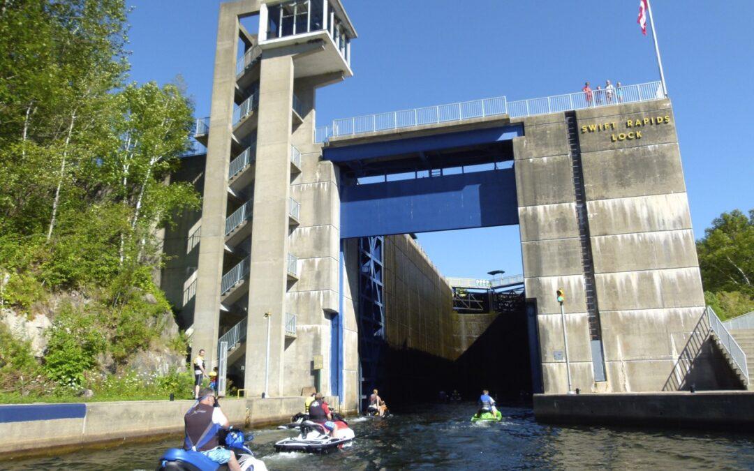 Best Trent Severn Waterway PWC Day Rides