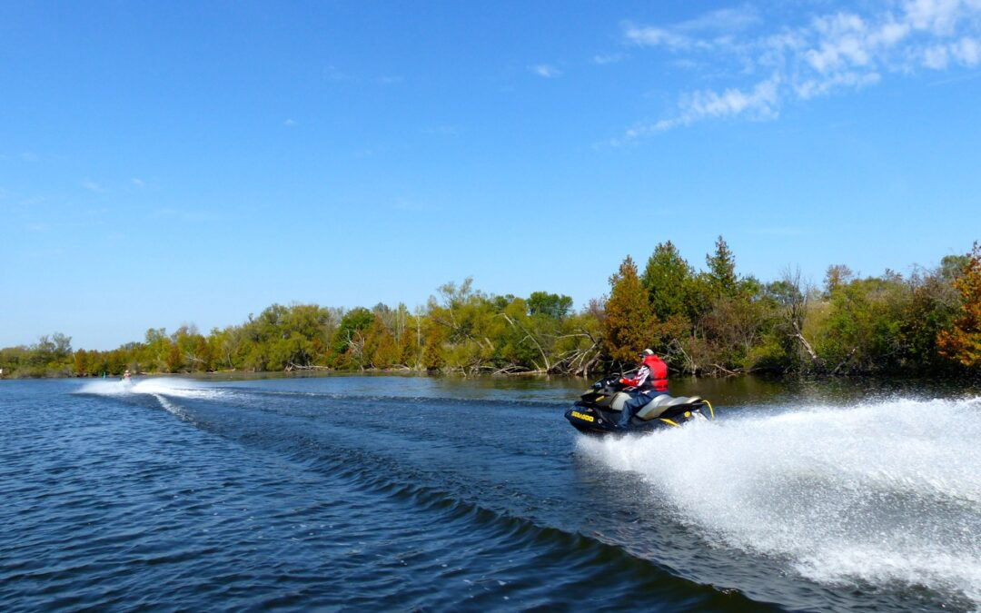 Port Perry Bobcaygeon Sea Doo Tour