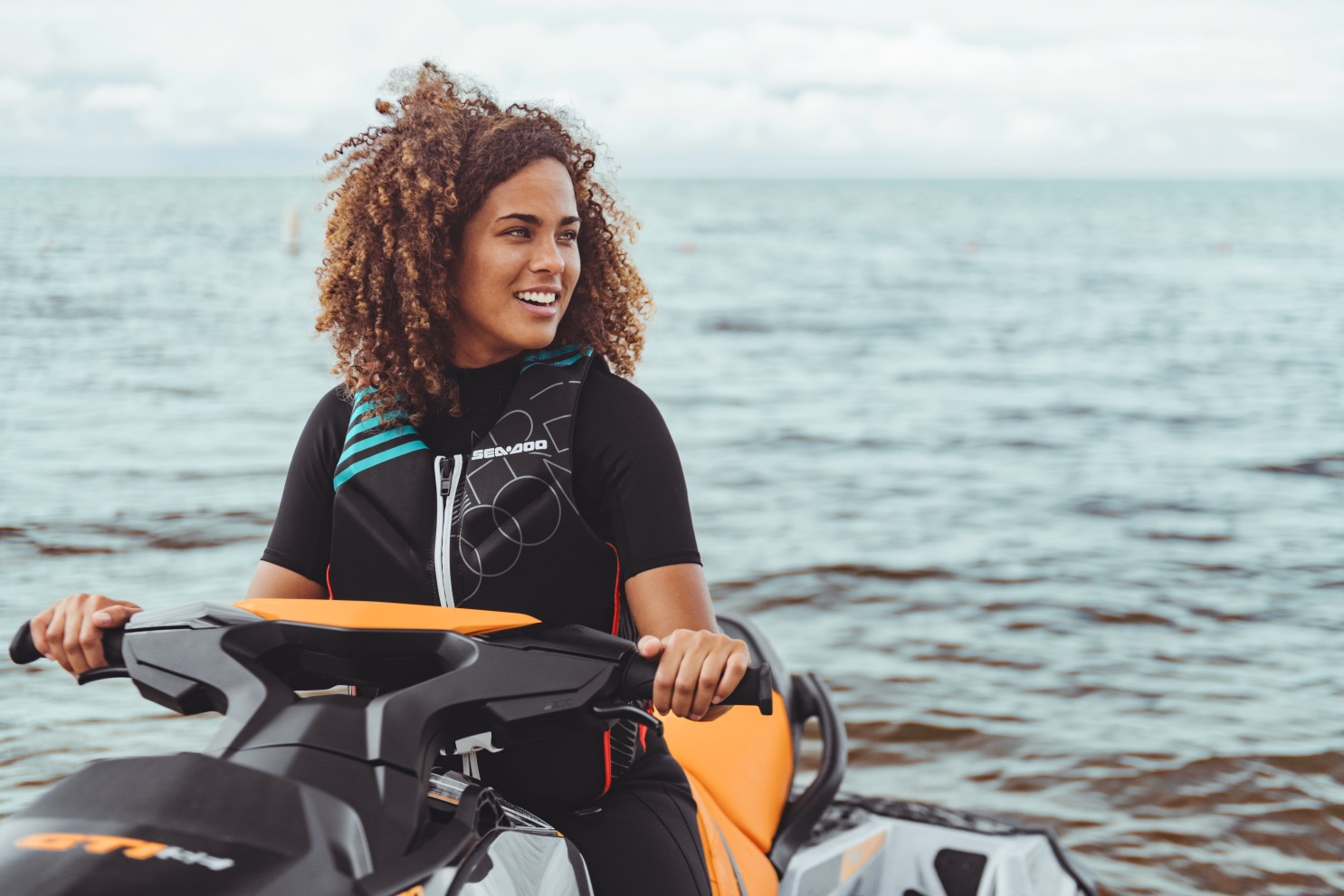 Ride with peace of mind with SPOT X Jet Ski Riding.