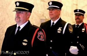 2015 Washington State Fallen Firefighter Memorial Service