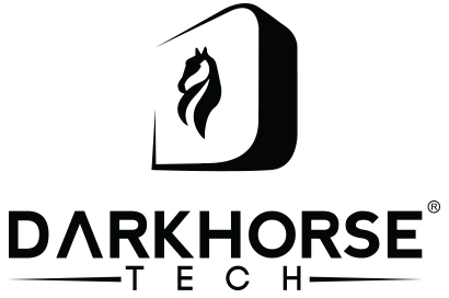 Darkhorse Tech logo - black | Cognition360 client