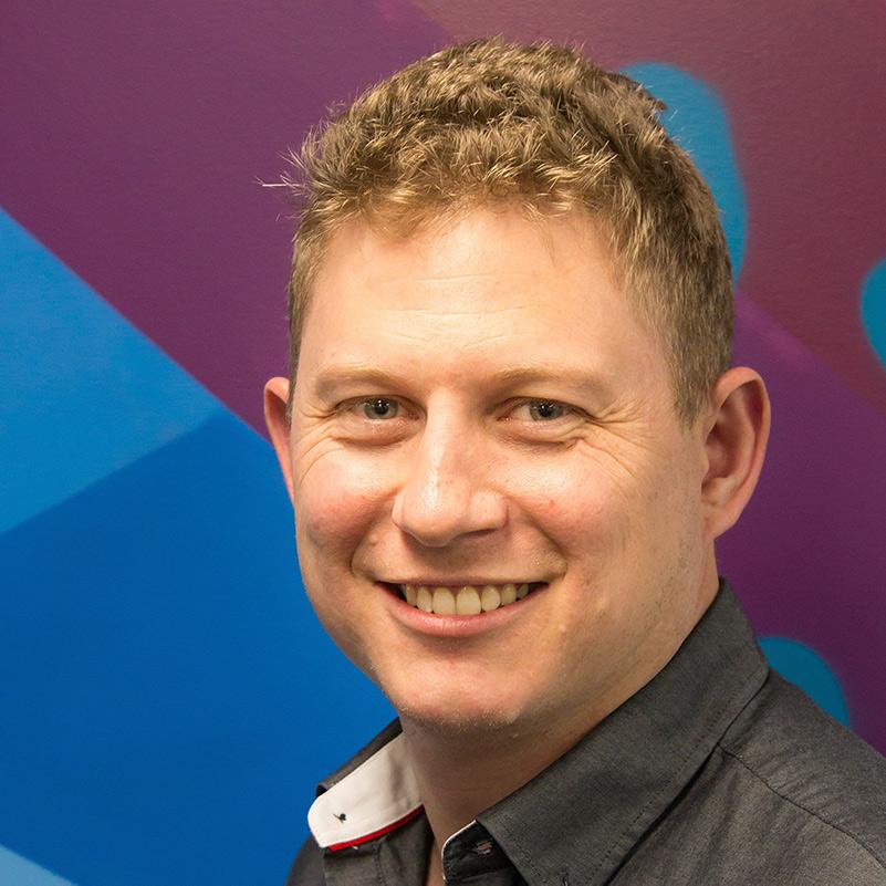 Dan Rutter, Service Manager, TechPath | 800 sq