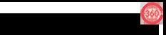 Cognition360 logo - black and pink