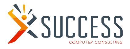 SUCCESS Computer Consulting logo