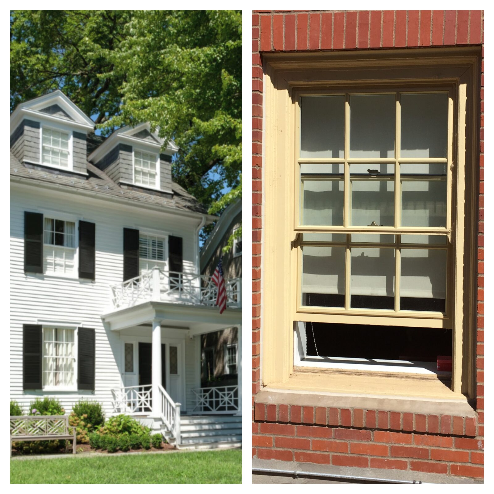 Save your vintage windows with SLIP
