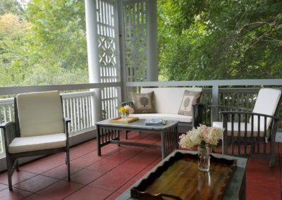 Windflower Inn Porch