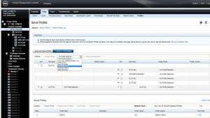 Dell PowerEdge M1000e Profiles
