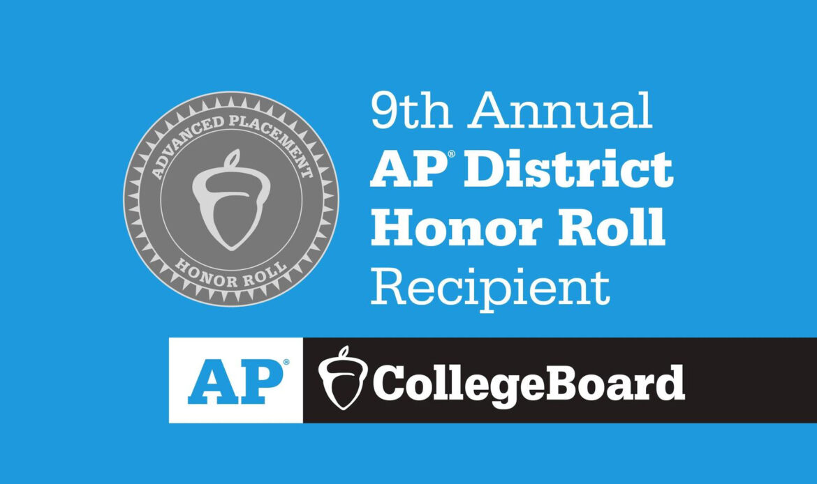 CUSD Placed on the College Board 9th Annual Advanced Placement District Honor Roll
