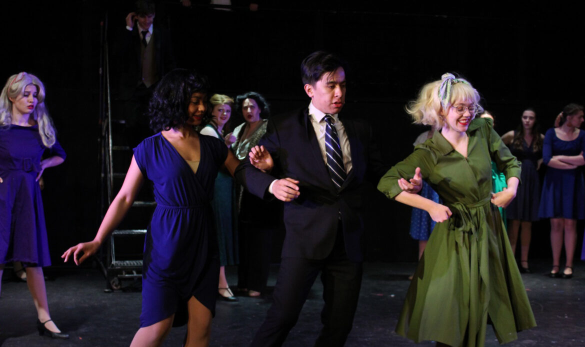 Five Students Recognized as 2019 OC Register Artist of the Year Semi-Finalist in Theater