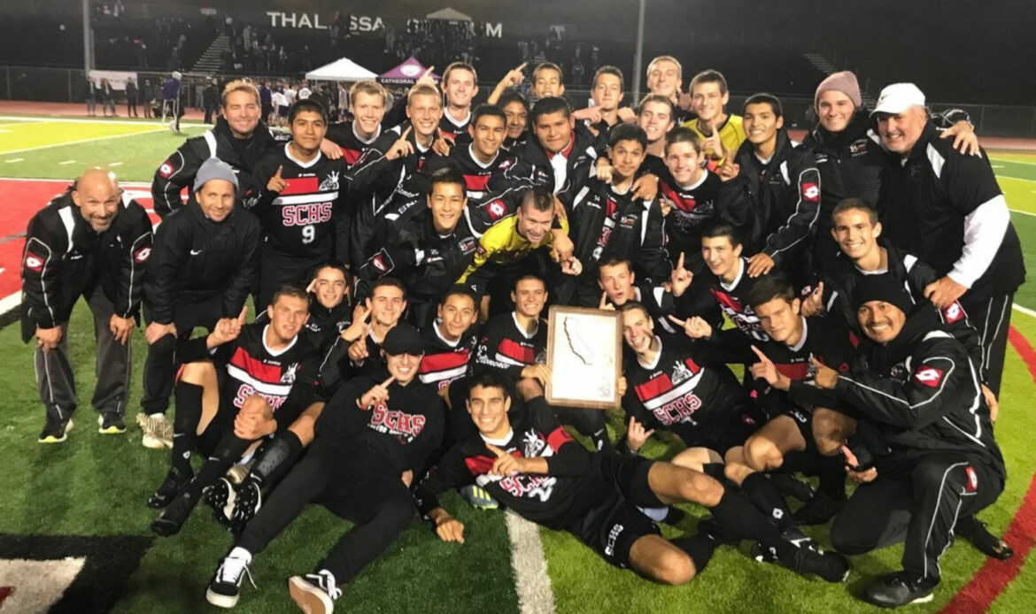 San Clemente High School's Boys'  'They were committed to win it all this year'