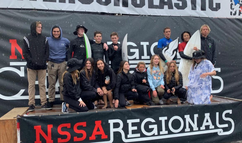San Clemente High School Surf Teams Celebrate Big Wins