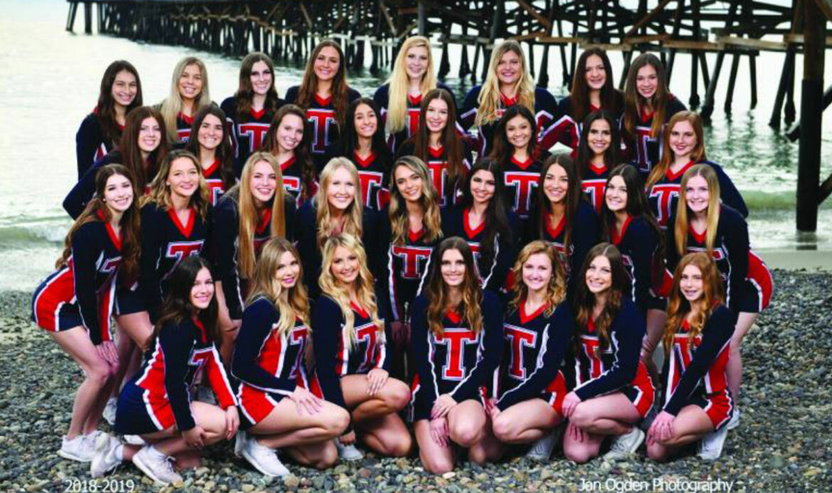 Tesoro High School's Varsity Cheer Team Wins National Championship Title