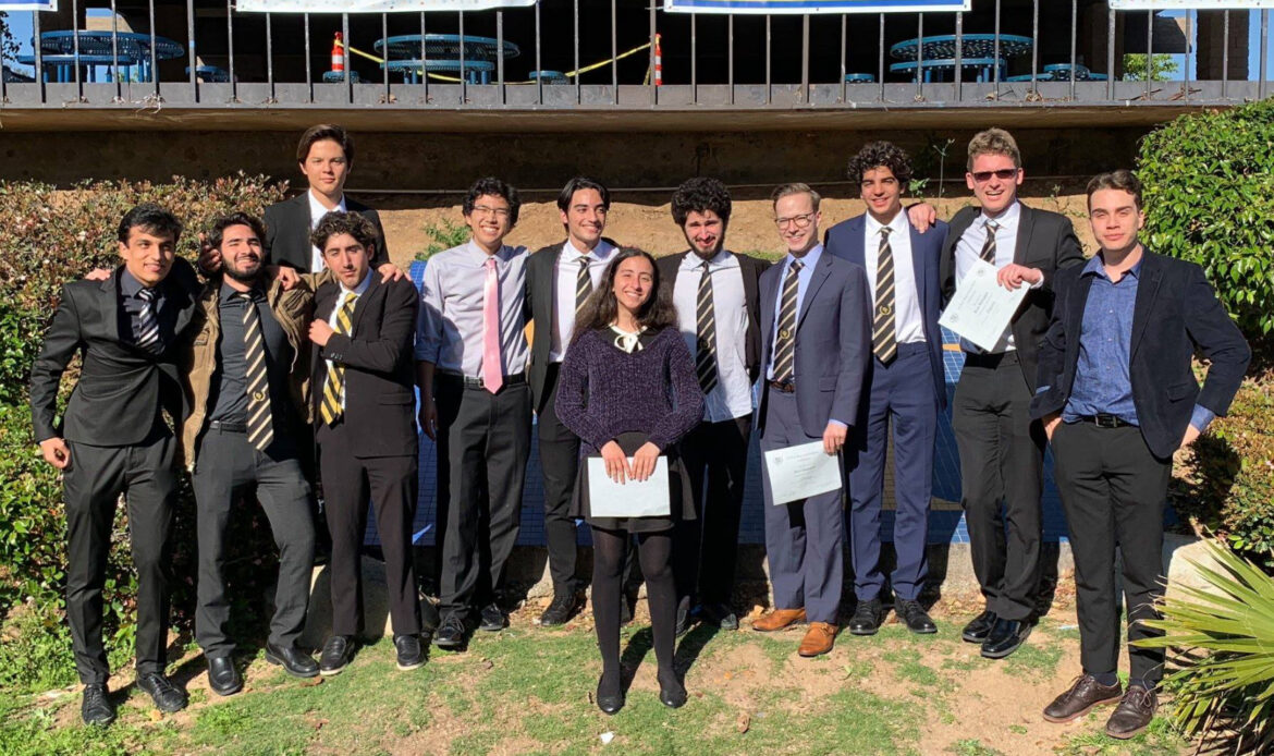 Capistrano Valley High School Model United Nations Brings Home Wins