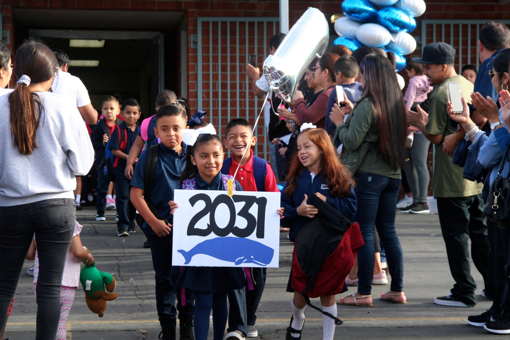 Photo Essay: Capistrano Unified Welcomes 47,000 Students for 2019-20