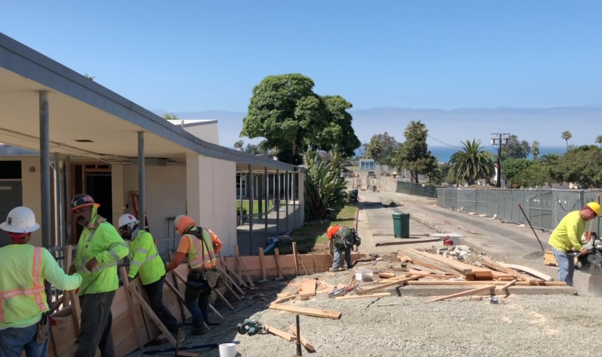 CUSD Upgrades Palisades Elementary with New Heating and Air Conditioning and Implements Other Necessary Repairs