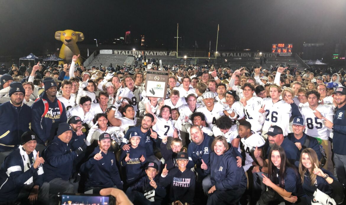 San Juan Hills High Makes History, Wins First CIF-SS Division 4 Championship