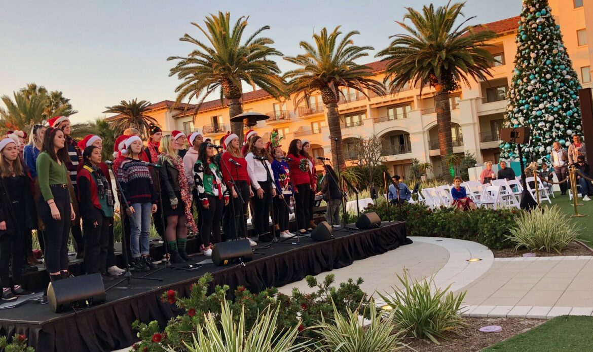 Hundreds Celebrate the Season with CUSD Students' Musical Concert and Holiday Tree Lighting