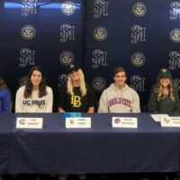 Signing Day: Capistrano Unified School District Student-Athletes Ink National Letter of Intent