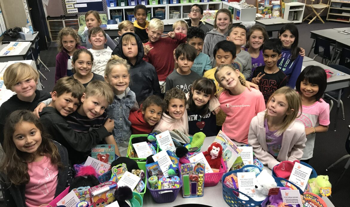 Kindness Week is every week at Oak Grove Elementary