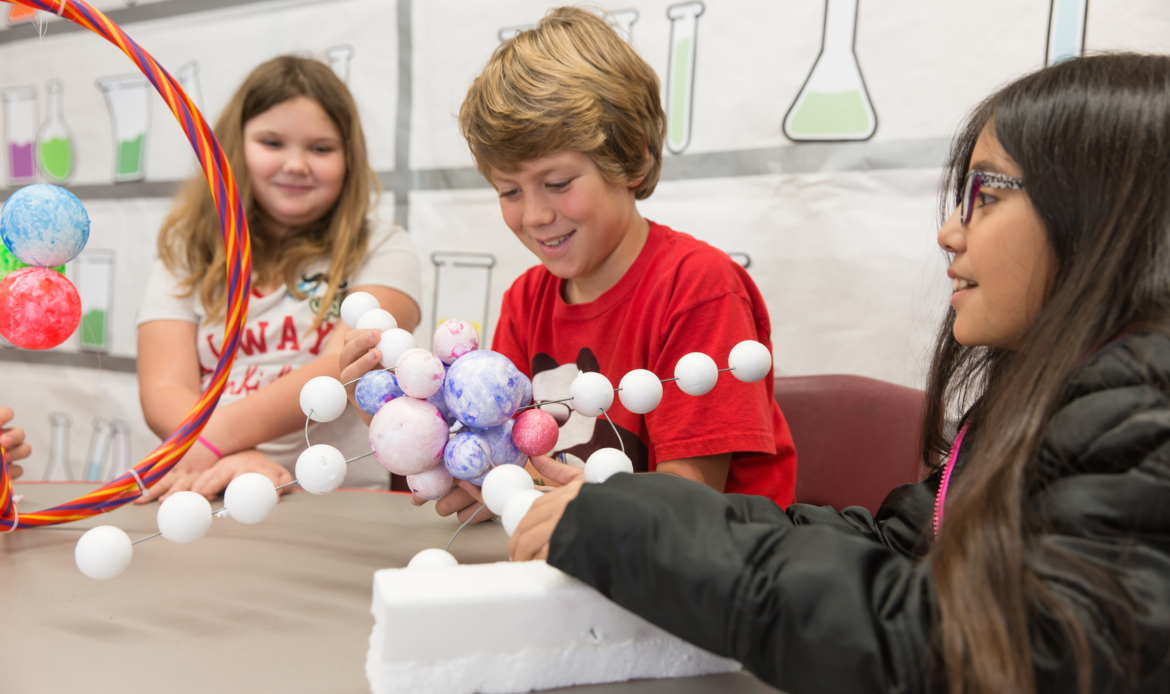 CUSD Innovation Showcase highlights student, community contributions to STEM