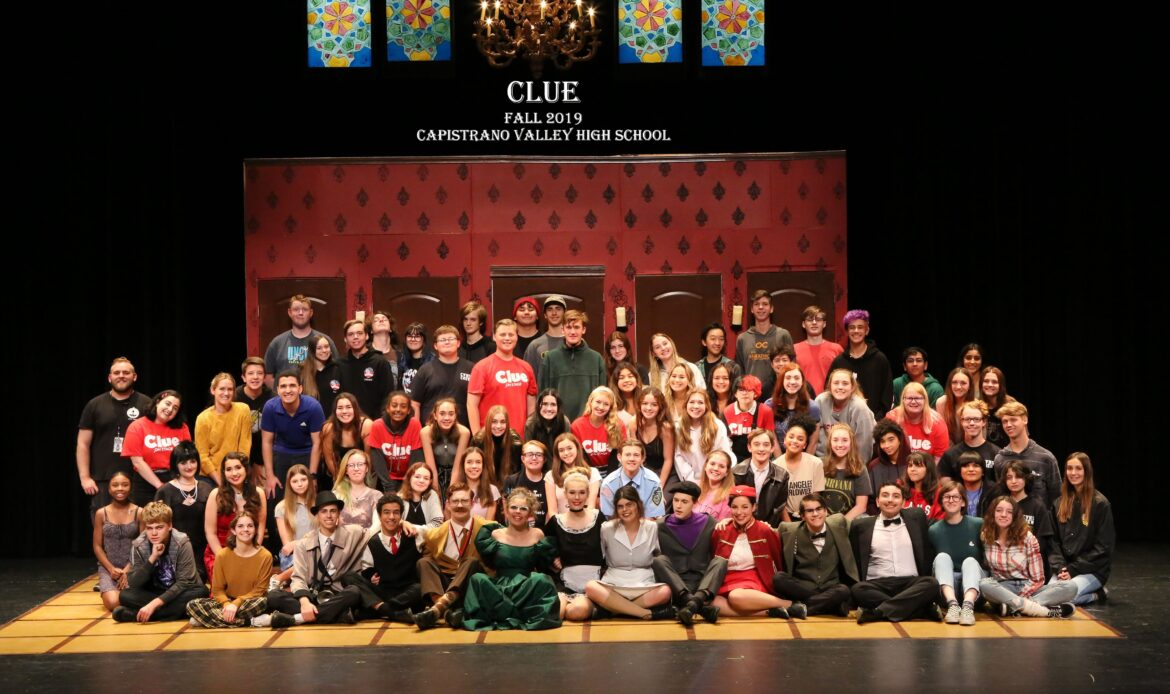 'Clue' cast, crew win big at Southern California theater festival