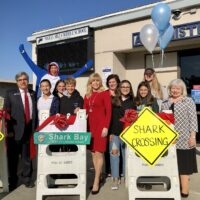 Niguel Hills Middle School students engage local government, earn street name dedication