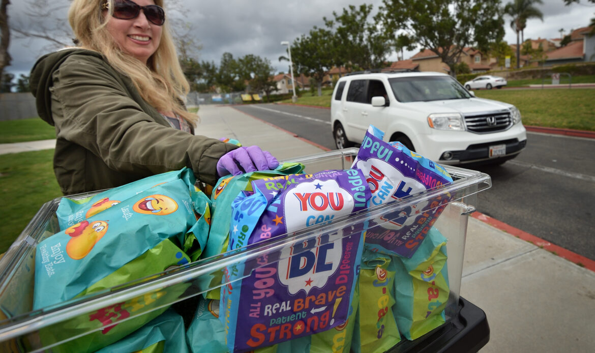 Capistrano Unified serves lunch, breakfast to 15,932 kids and counting