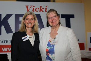 Anna Miller and VK