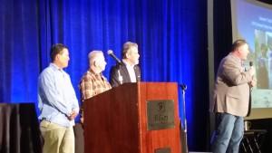 Veterans awarded - SIC Conservationist Dinner 040216