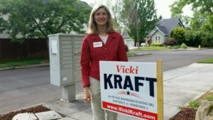5-27 VK w yd sign near mail boxes