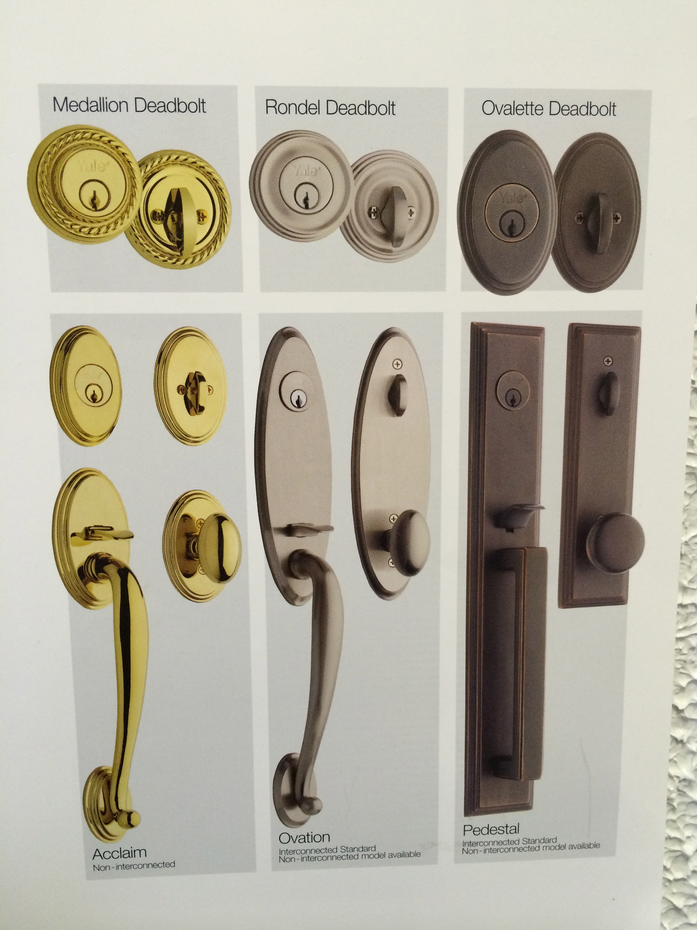 Decorative Door Lock