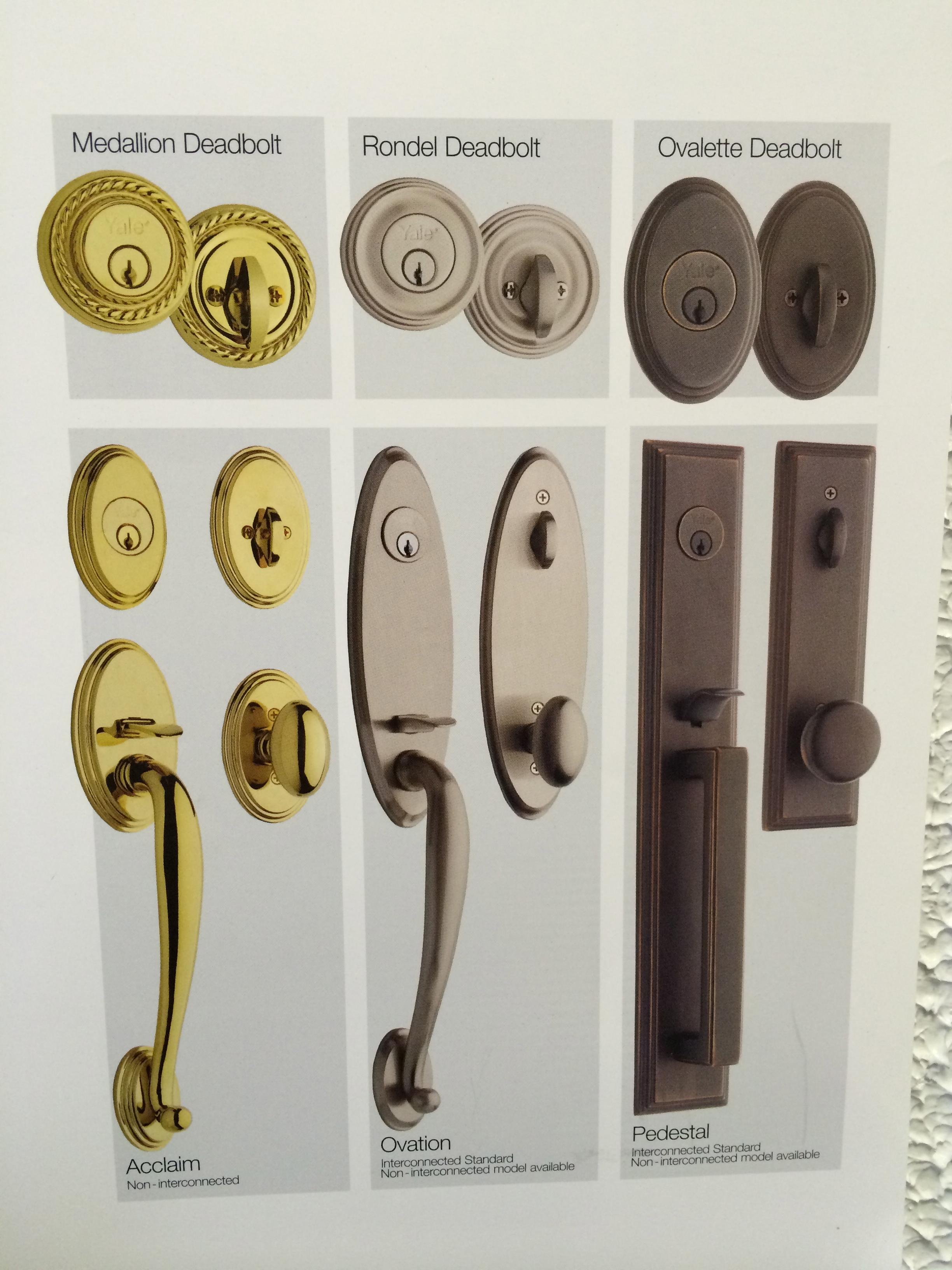 Decorative Door Lock