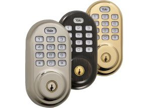 Combination Door Lock Electronic or Key