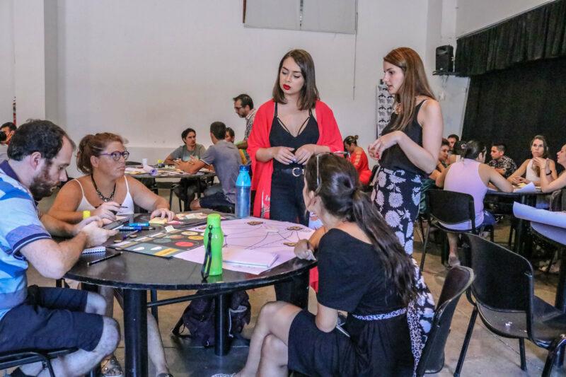 Taller de prototipado de proyectos en Rosario. Academia de Innovación Política.