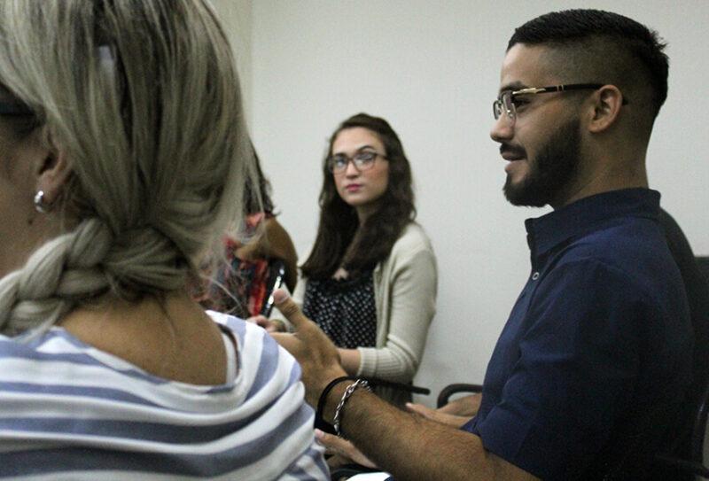 Primer encuentro presencial en Maracaibo. Diplomado en Innovación Política.