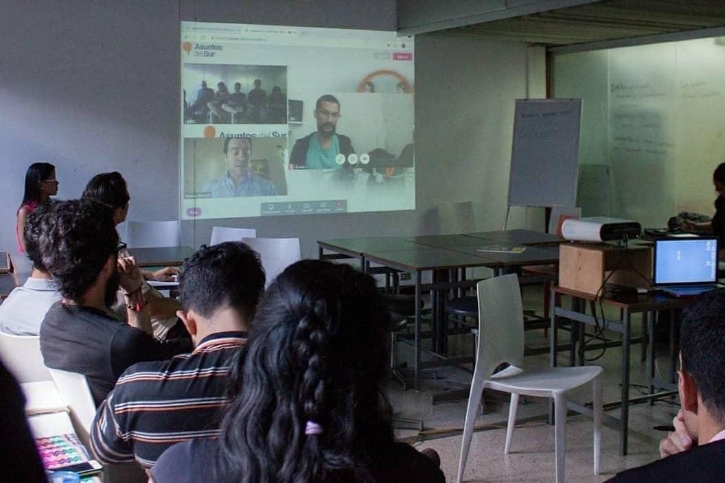 Primer Encuentro Diplomado Innovación Política Caracas - LaboCiudadano