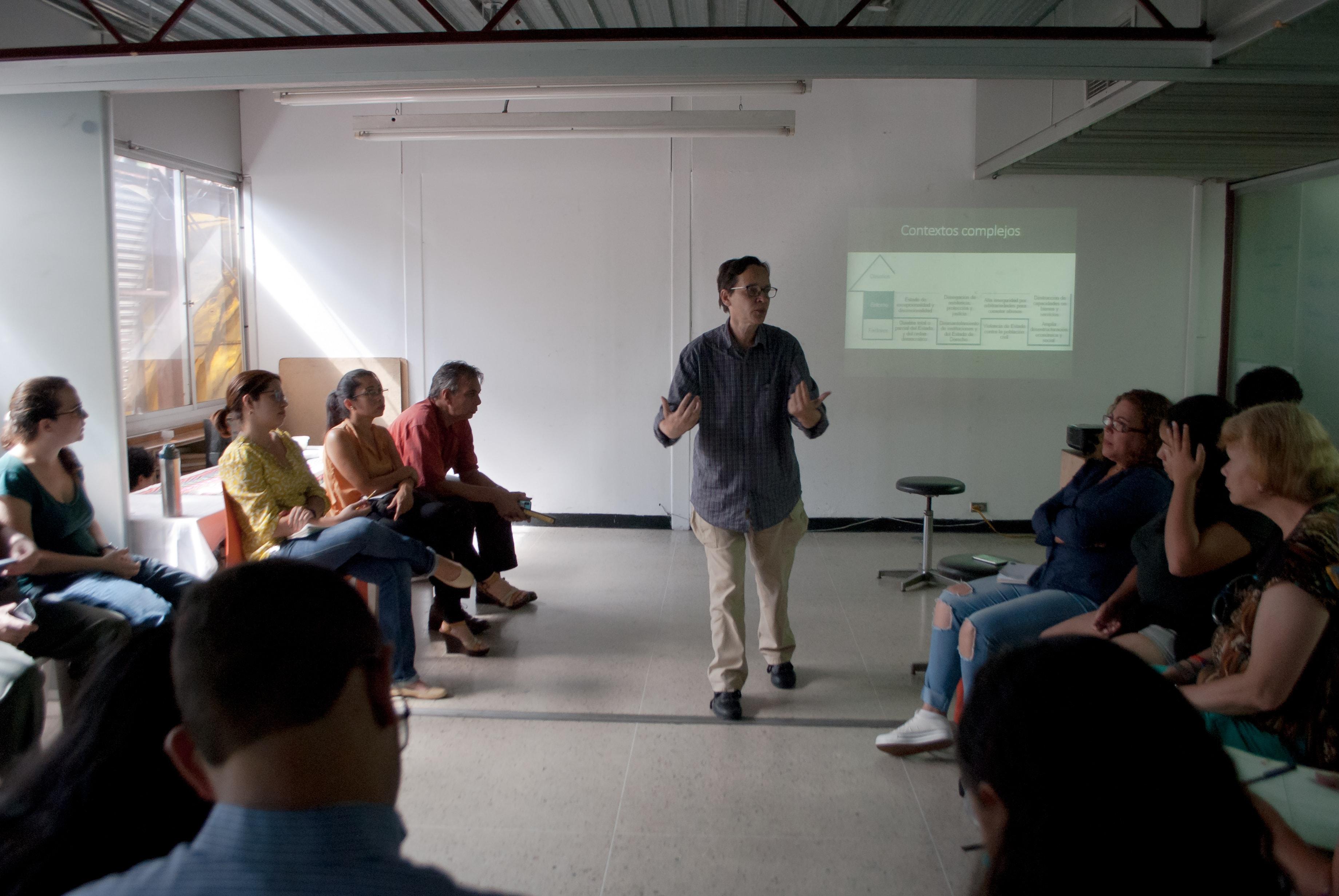 Encuentro Resiliencias Caracas