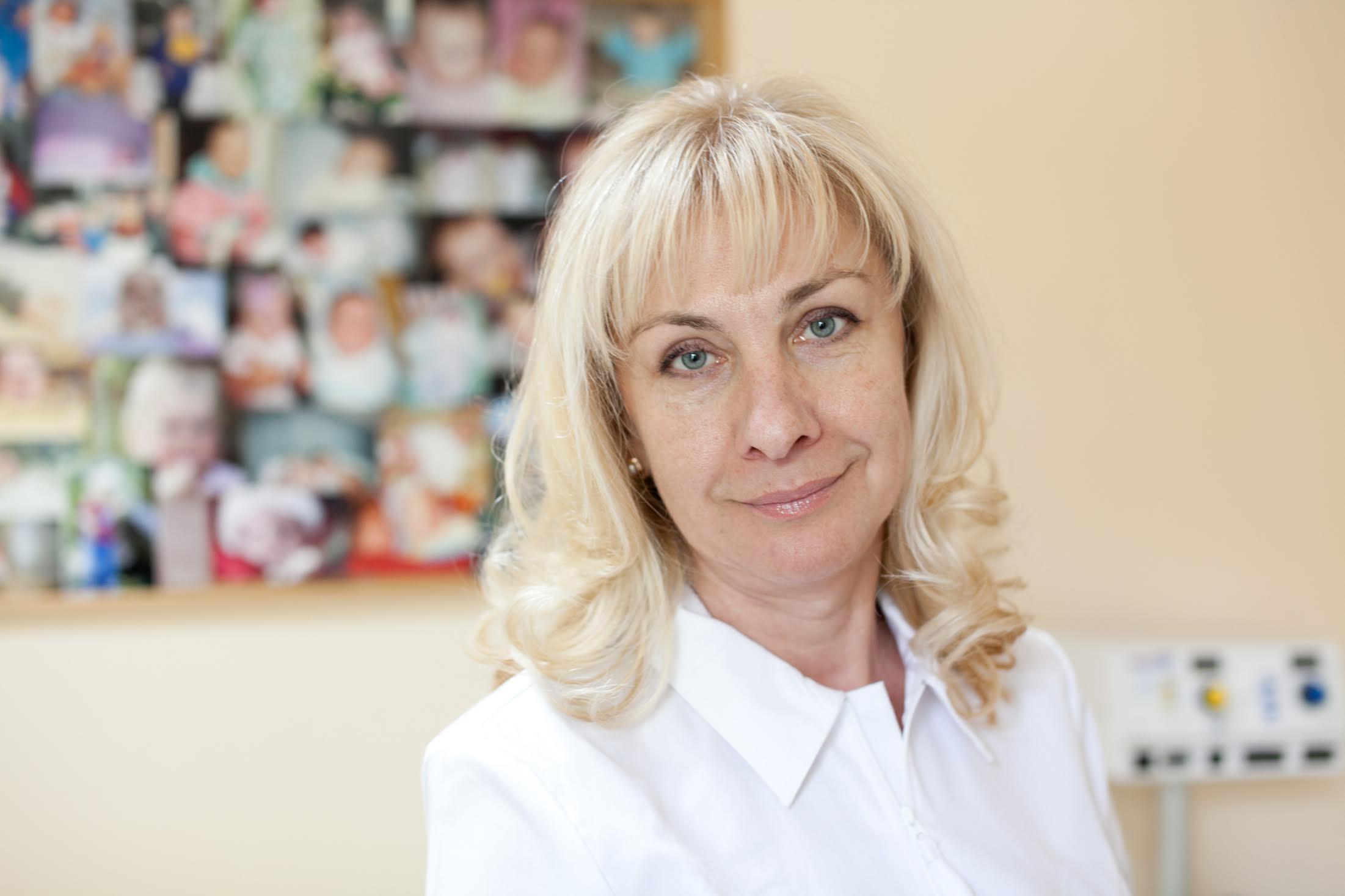 ŽANA BUMBULIENĖ, MD, PHD, IFEPAG