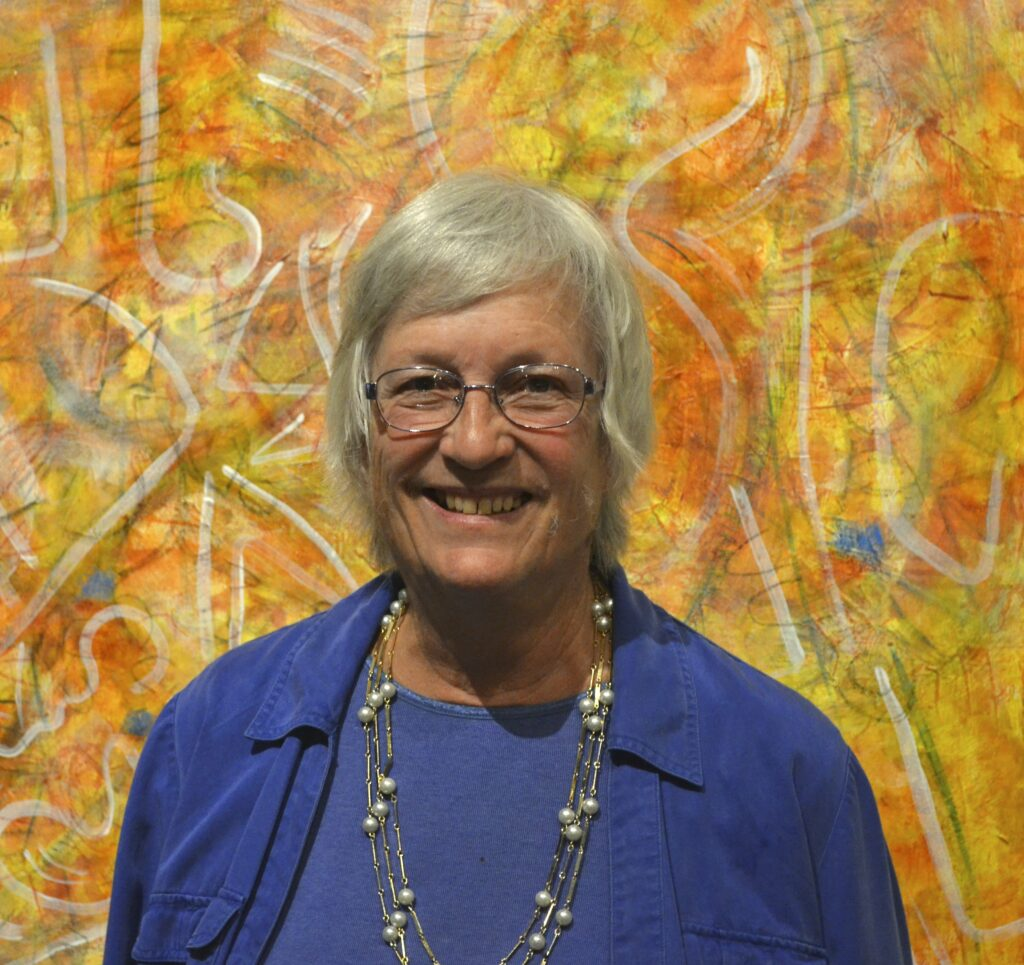 Joan Mahaffy