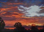 Kuehler-Louisiana-Sunset-22-x-3622-