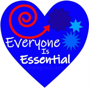 Everyone is essential fundraiser