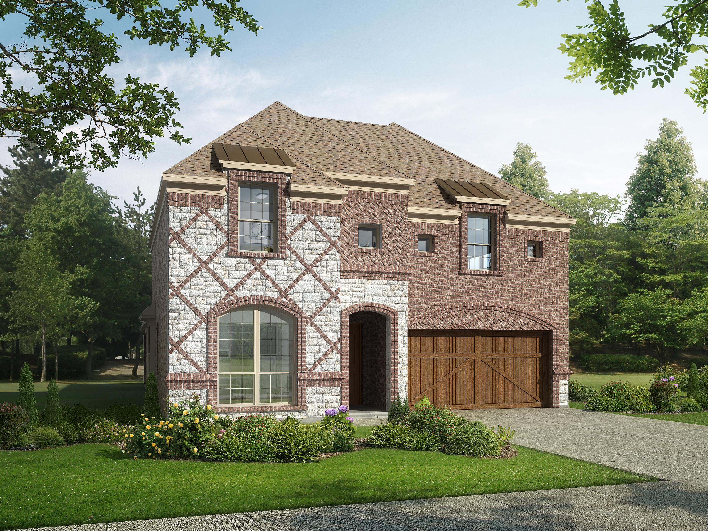 presale digital residential rendering