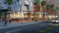 855 Brannan San Francisco Restaurant digital rendering