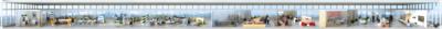 Hayworth photorealistic digital rendering