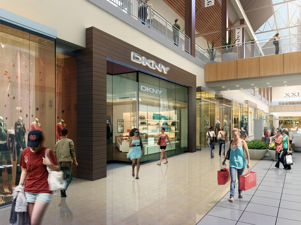 retail photorealistic rendering