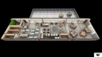 Union Award Submittal cutaway view rendering