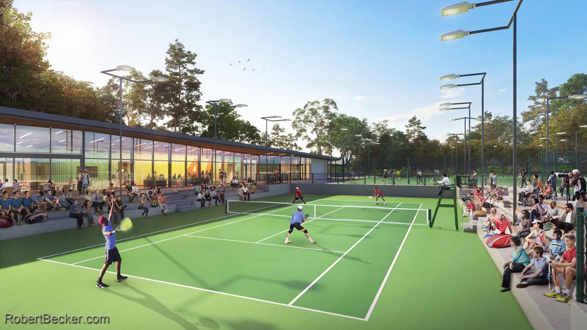 Golden Gate Tennis