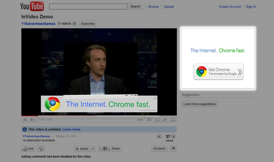 Google Extends Overlay Video Ads