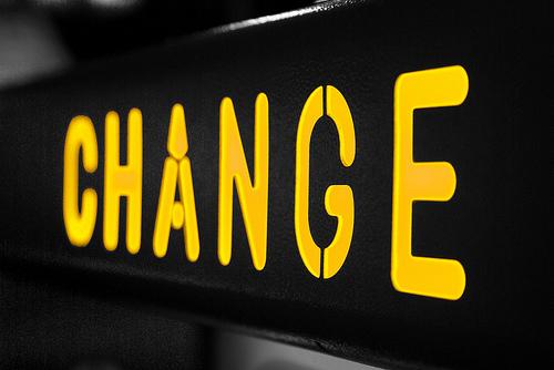Who Killed The Change?